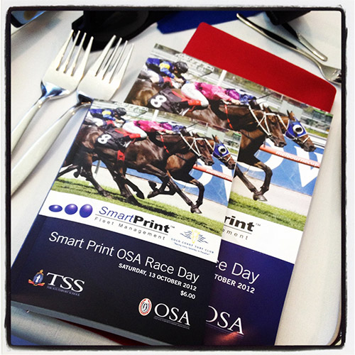 OSA Race Day - SmartPrint Fleet Management