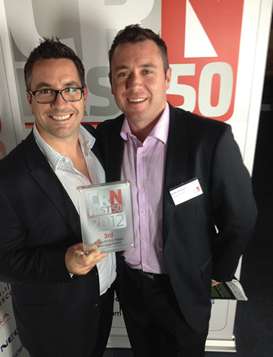 3rd in the CRN Fast50 - SmartPrint Fleet Management