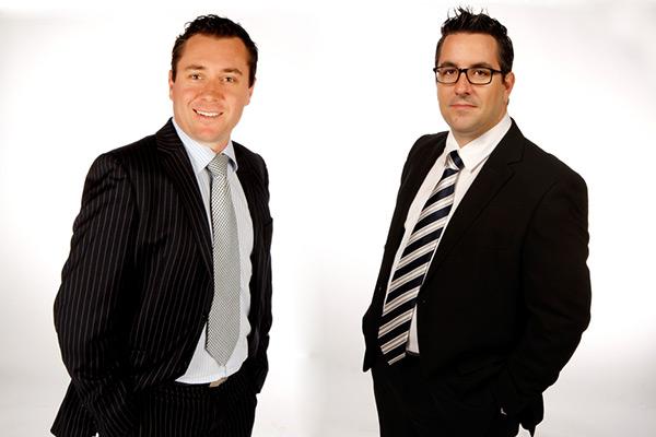 SmartPrint Fleet Management -  Justin McShane and Jason Ganis.