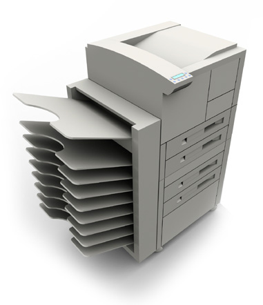 SmartPrint Fleet Management - Managed Print Services