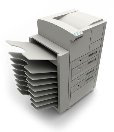 SmartPrint Fleet Management - Managed Print Services