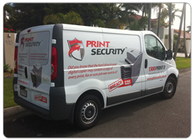SmartPrint Fleet Management - Print Security